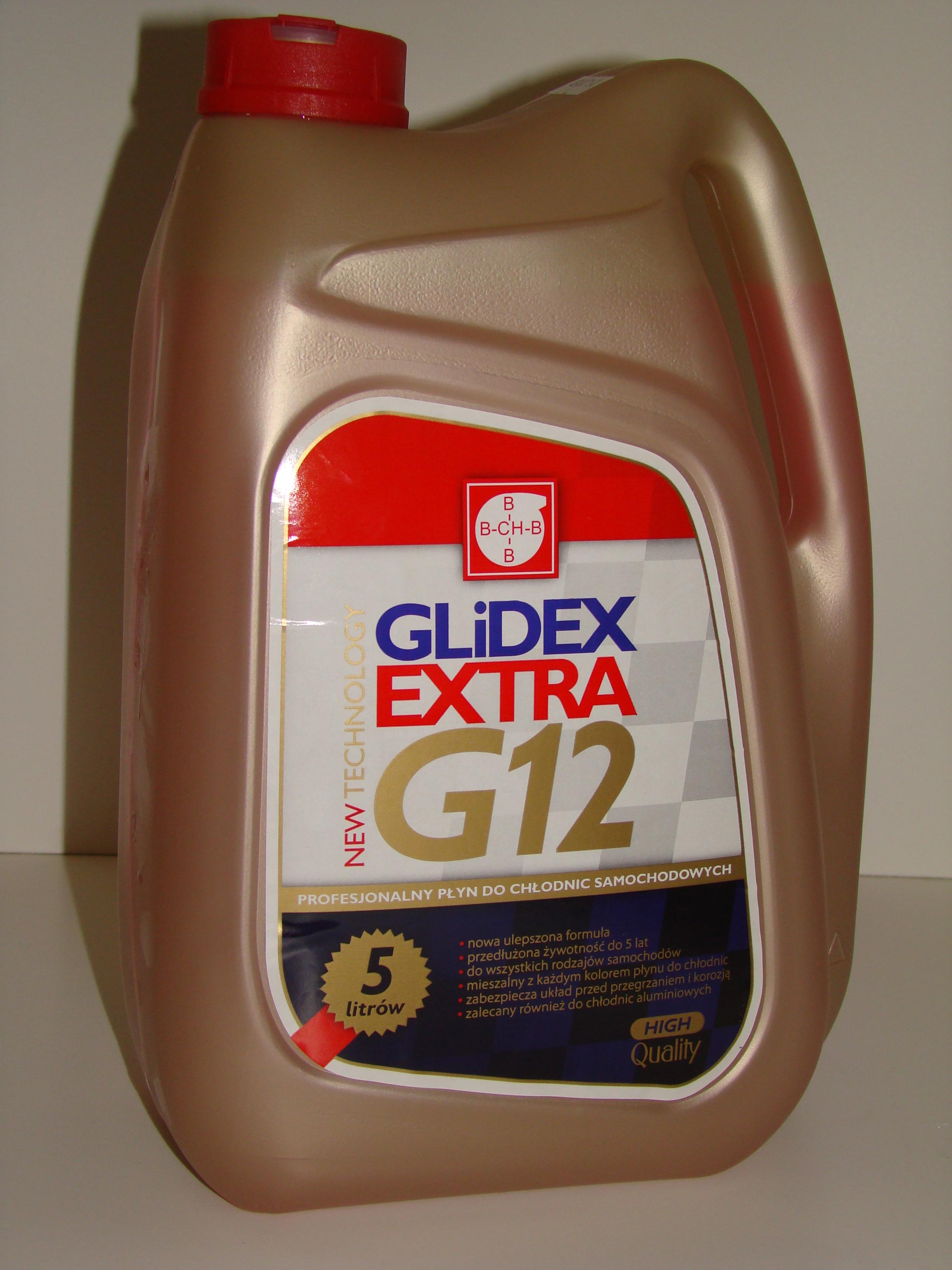 Płyn do chłodnic Glidex G12
