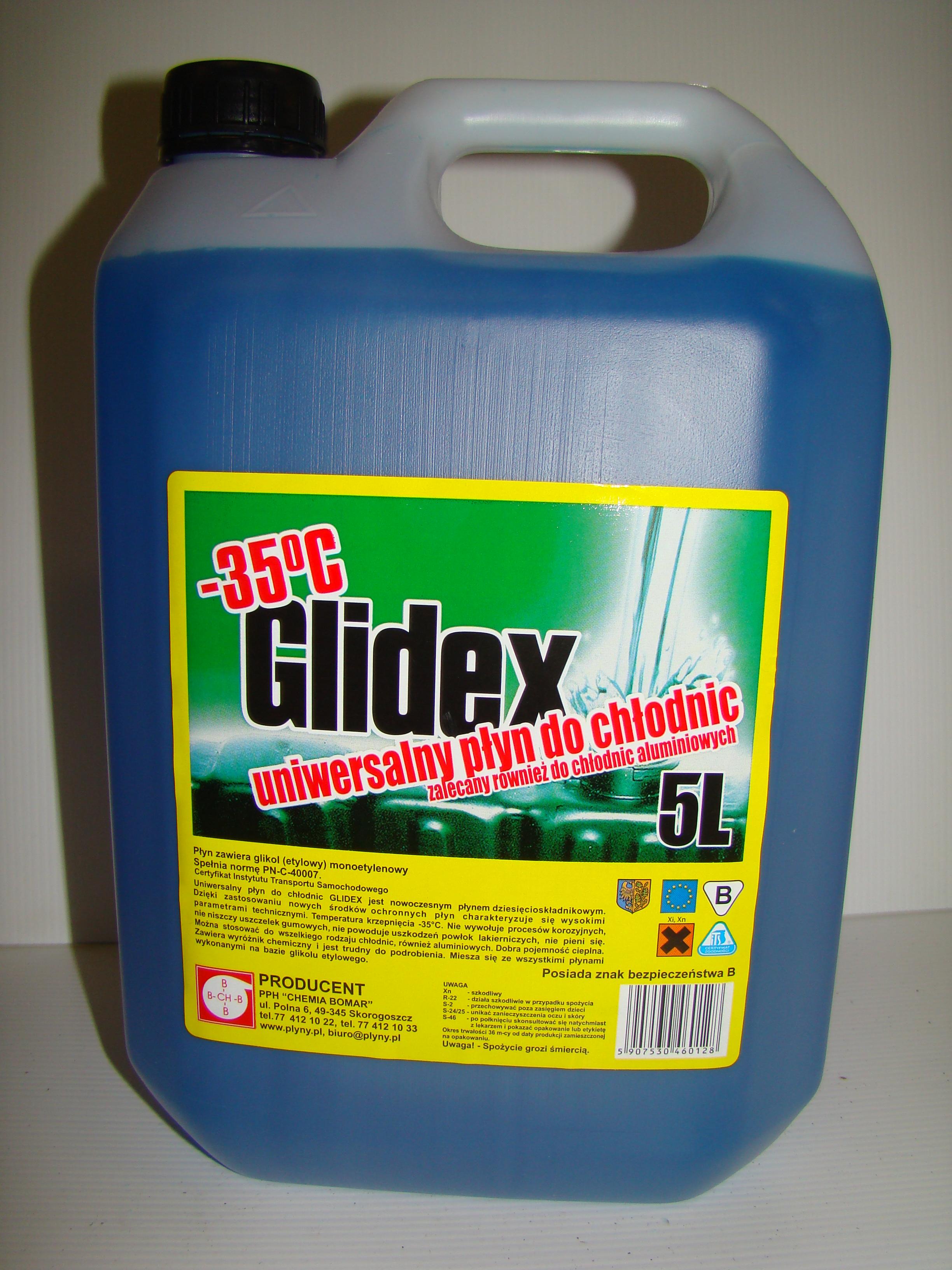 Płyn do chłodnic Glidex